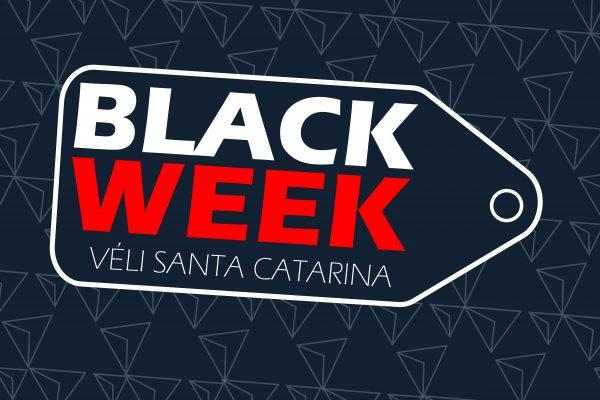 BLACK WEEK VÉLI SC!