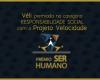 Projeto Velocidade recebe o Prêmio Ser Humano