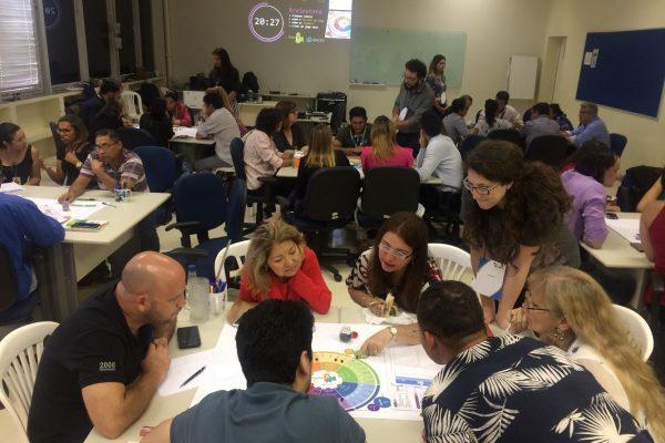 VÉLI RH e I9Ação levam gamefication para Universidade dos Correios