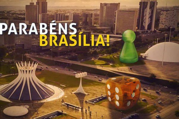 Parceria VÉLI e Vila dos Games.