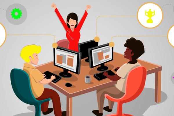 Gamificação Corporativa: como trocar o sono da equipe por engajamento?